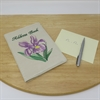 Purple Iris Address Book