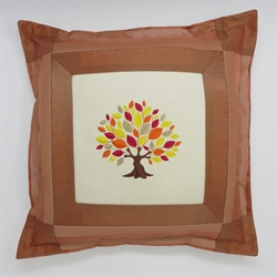 Autumn Tree Cushion