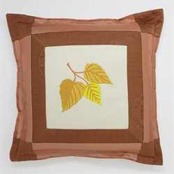 Birch Leaf Trio Cushion