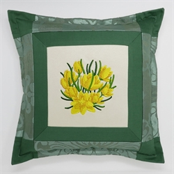 Crocus Cushion