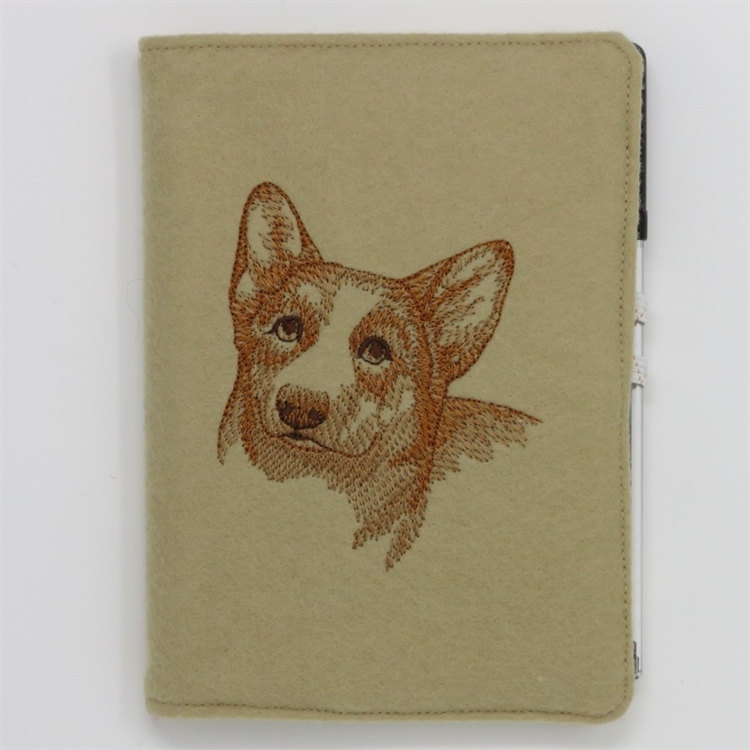 Corgi A6 Notebook